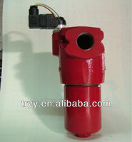 High quality crude oil filter supplied by China manufacturer