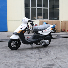 Chinese hot sale cheap new design popular 50cc 125cc 150cc automatic gas scooter motorcycle