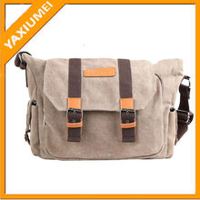 best selling vintage dslr canvas bag