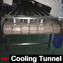 High Quality Full Automatic zigarette machine cooling tunnel
