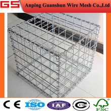 hexagonal shape wire mesh box Animal Cage wire mesh Construction Crimped Gabion Wire Mesh