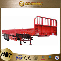 CIMC drop-side semi-trailer 50 ton refrigerated trailer
