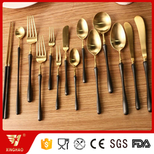Modern Superior Quality 18/10 Stainless Steel Silverware Royal Cutlery Set Flatware Set