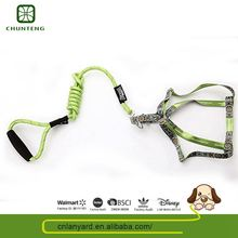 Top Quality Custom Shape Printed Pet Products Full Color Eco-Friendly Dog Leash
