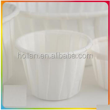 1OZ Disposable Souffle Paper Baking Cups