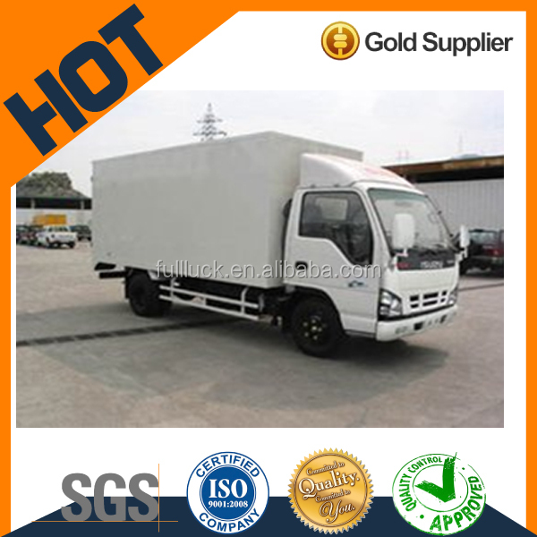 Dongfeng china van electric cargo truck low price for sale