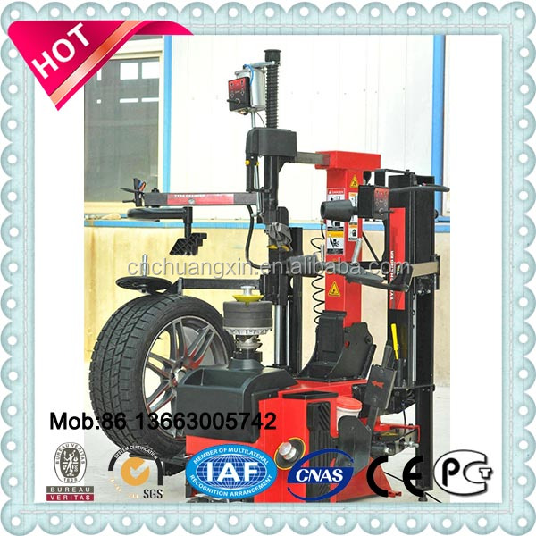 semi- automatic car tyre changer and wheel balancing machine price, tyre changer machine