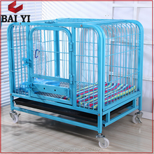 Large Breeding PVC Coated Stainless Steel Dog Cage