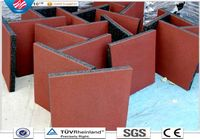 Play area rubber tile/rubber tile flooring molds