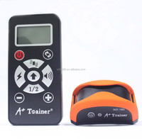 2016 new arrival pet training products remote dog training collar 160 with anti bark control collar