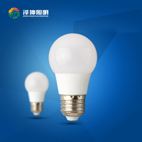 5w led bulb led energy saving light