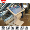 China factory lobby self-service a4 scanner kiosk 1080P ce rohs fcc ul
