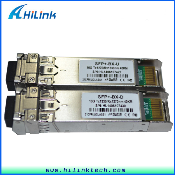 Cheap price 40km 10G BIDI replacing SFP transceiver