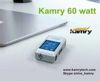 US hottest color screen vw 7~60w kamry 60 box mod cheapest wholesale retail cigarette kamry 60w