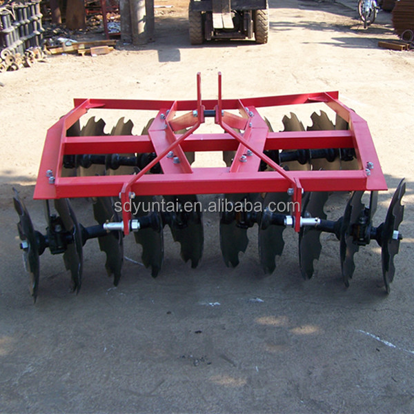 YUNTAI Economical 1BQDX ATV Disc Harrow