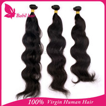 7a Grade 100% Unprocessed Virgin 26 Inch Brazilian Remy Human Hair Ponytail