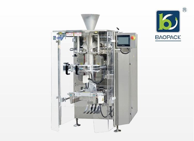 Baopack Unique VP42A packing machine vertical Form Fill Seal pillow sachet bagging packaging machine