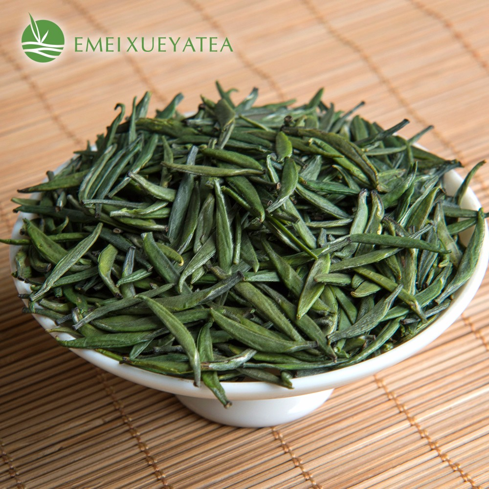 Wholesaler breakfast tea leaf best green tea
