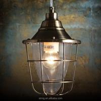 High quality modern European retro design iron pendant lights for living room