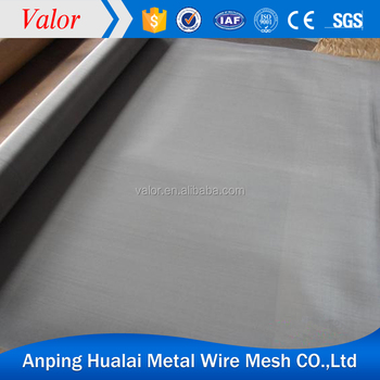 Anping factory manufacture 304 316 316L ss screen ultra fine stainless steel wire mesh