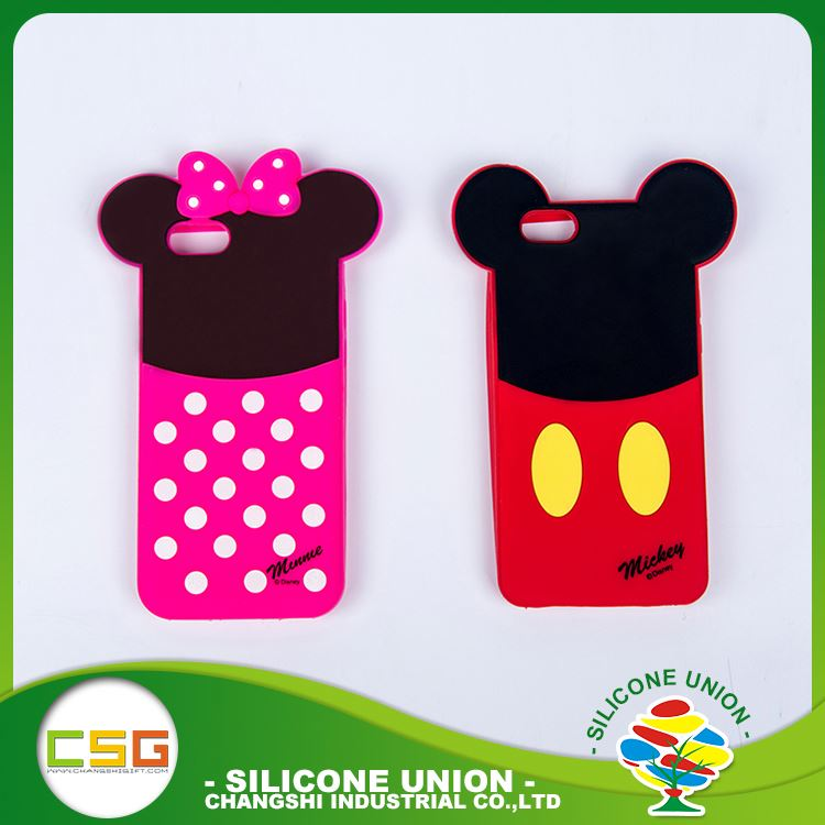 Factory direct sales custom logo multiple colour silicone custom design cell phone case
