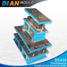 High Quality Cheap Custom Piercing Metal Die Draw Stamping Dies And Moulds Phosphor Copper