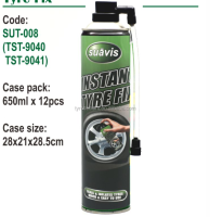 Quick Puncture Repair Car Tyre Fix Sealant with environmental material