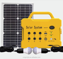JCN cost-efficient F101 solar energy systems for homes with 2pcs led solar home lighting system