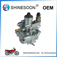 Hot selling manufacturer motorcycle carburetor from wholesale company