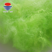 Wholesale Recycle Colored Polyester Staple Fiber