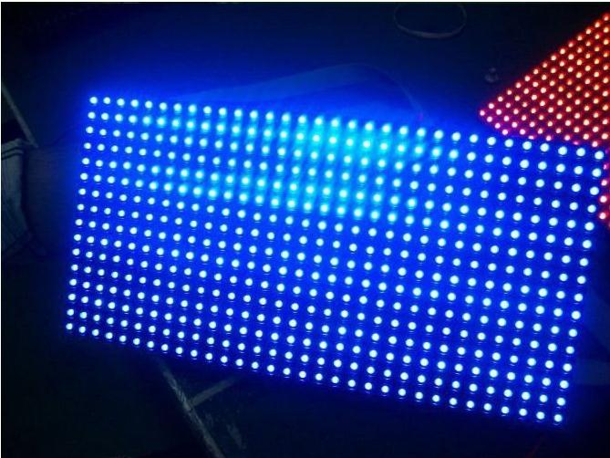 smd full color led dispaly p10 single color led display panel wireless scrolling led display