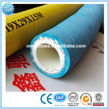 High Temperature FDA Standard Blue Cover Food Grade Rubber Hose
