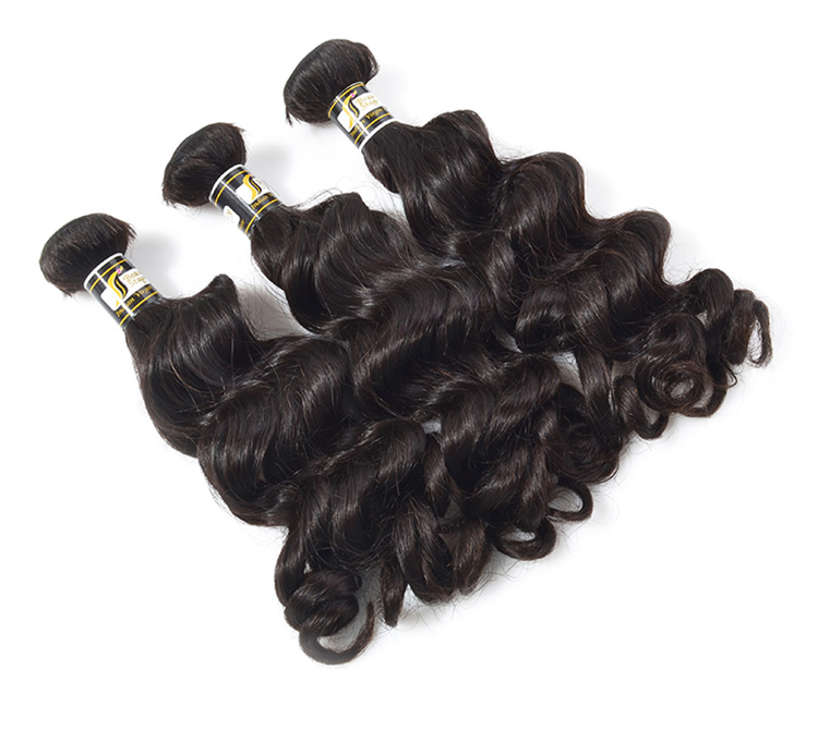 high quality,virgin human hair weaving lovely loose wave, cheap wholesale hair weave distributors