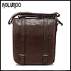 Hot selling shoulder long strap bag leather messenger bag shoulder strap leather phone bags