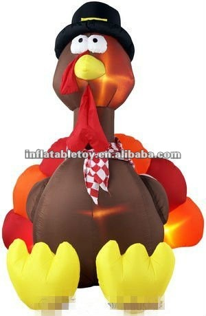 inflatable Turkey for promotion advertising