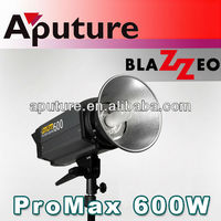 Blazzeo high quality 180w 250w 300w 600w 1000w studio flash light for photography