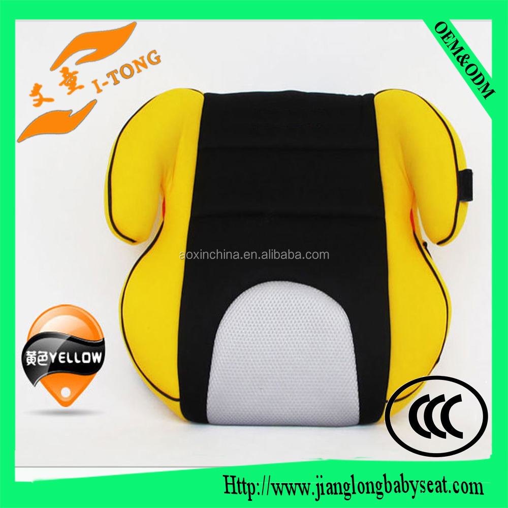 Group2+3(15-36kg) inflatable booster,child car booster seat with ECE R44/04