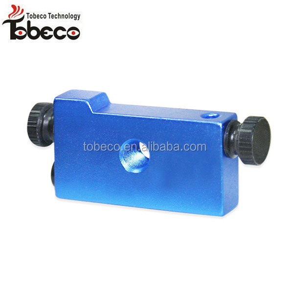 Tobeco new arrival atomizer rda coil jig v2 factory price 4 colors 5 different posts coil jig