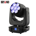 small but strong sense of beam zoom 7x 40w 4in1 led moving head light for dj