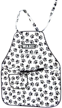 Bbq Apron Tote Chef Hat W/ 3 Piece Bbq Tool Set