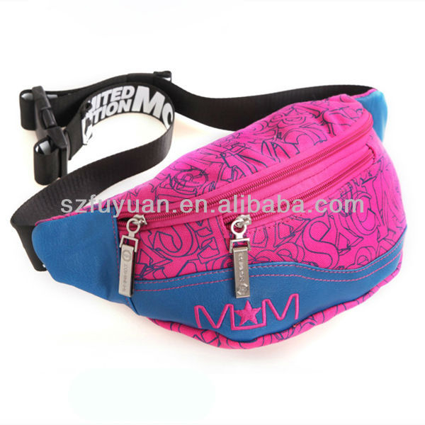 monogram men sport waist bag belt wholesale