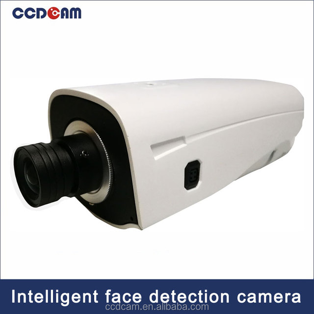 CCDCAM High Quality 1080P Face Detection Network Camera Intelligent Face Detection Network Canera
