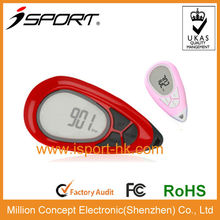 2013 Step Counter China Cheap FCC CE Pedometer Free