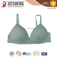 Free sample bra sexi school girl wear bra