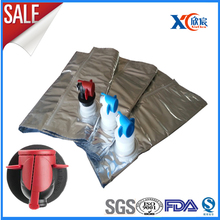 Lamination plastic material aluminum foil packaging bag