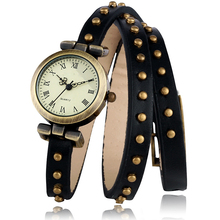 Ladies Copper Watches China Factory Wholesale Bracelet head Wrist Watches