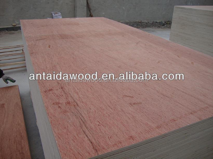 Bintangor redwood commercial plywood from Linyi