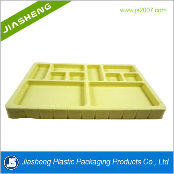Hot Sell Disposable Plastic Cosmetic Tray