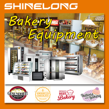 Industrial Complete Bread Baking Bakery Oven Machine Equipment Price For Sale In China