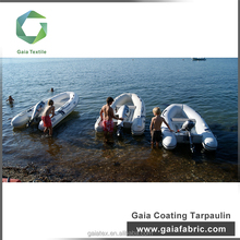 Netting fabric best selling inflatable sports boat/pvc fabric for inflatable boat